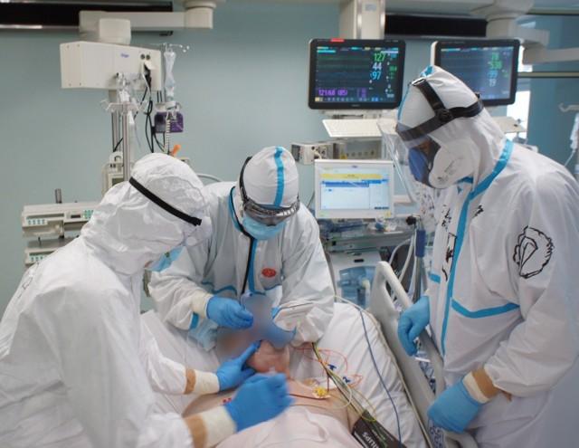 Oddział Intensywnej Opieki Medycznej w bielskim Szpitalu Wojewódzkim