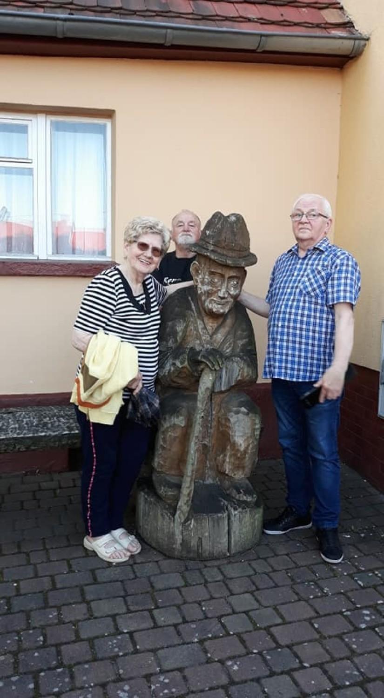 Seniorzy w Pszczewie 20-23 maja 2019