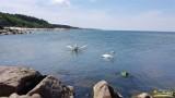 Turystyka w polskim Dubaju. Sztuczna plaża w Jarosławcu nad Bałtykiem ZDJĘCIA