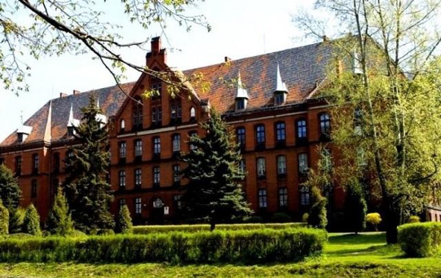 Dom Opieki w Dobroszycach w powiecie oleśnickim