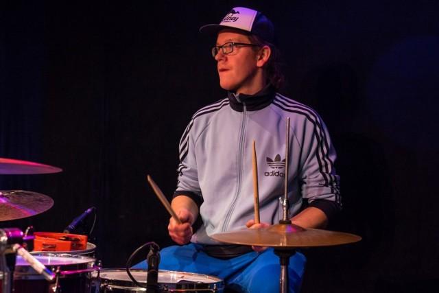 Maciej Sobczak wystąpi podczas Caban Drummer Fest