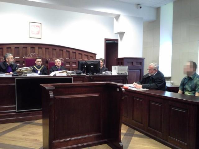 Pierwsza rozprawa Adriana O. przed Sądem Okręgowym w Słupsku