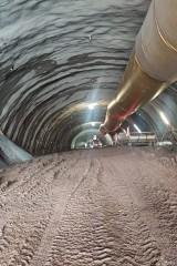 Tak w środku wyglądają tunele na S3. Zobacz ile udało się już wydrążyć