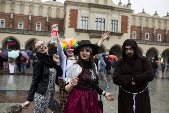 Tak bawili się krakowscy studenci przed pandemią