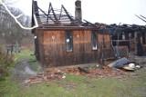 W Zbylitowskiej Górze spalił się dom