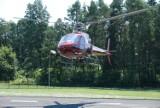WFOŚiGW dofinansuje loty patrolowo-gaśnicze nad lasami