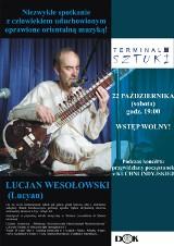 Koncert w Terminalu Sztuki 22 października