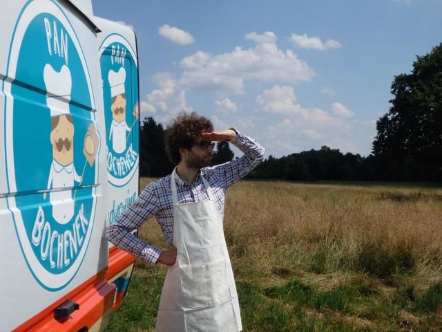 Już w sobotę koło Kina Kosmos stanie nowy food truck. Tym razem ...