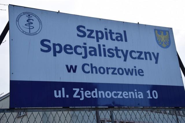 Szpital Specjalistyczny w Chorzowie gotowy na przyjęcie pacjentów na oddziale zakaźnym