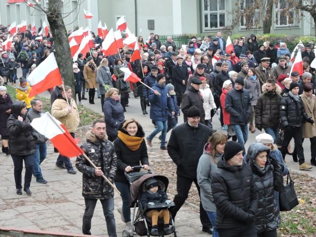 Obchody stulecia niepodległości Polski w Bielsku Podlaskim