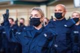 Nowi policjanci ślubowali w Święto Policji ZDJĘCIA