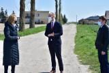Powiat wągrowiecki. Posłanka odwiedziła gminę Damasławek. O czym rozmawiała z wójtem?