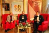 Stary Sącz. Ruszył Jesienny Festiwal Teatralny. Na otwarcie popisowy duet Barciś – Żak i wernisaż fotografii