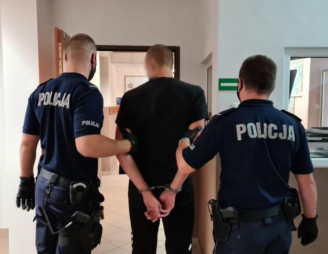 Nowe Miasto Lubawskie. 17-latek miał przy sobie ponad 166 gramów amfetaminy