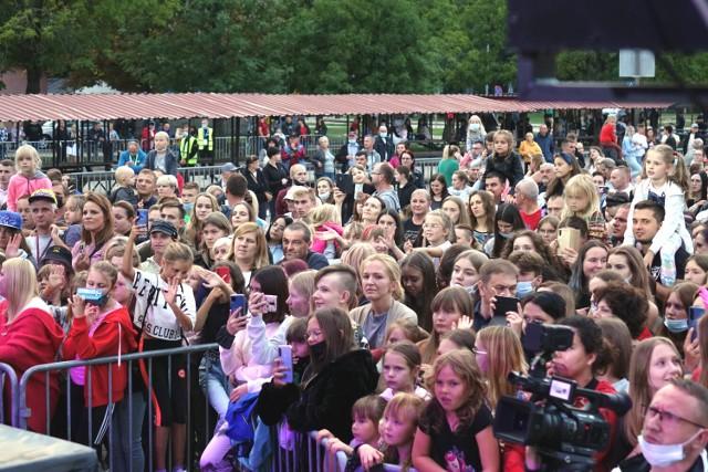 Koncert pod patronatem Burmistrza Miasta Koła. Wystąpili Viki Gabor i Kombi.