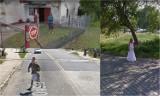 Kamery Google w rejonie ul. Chojnowskiej  w Legnicy. Czyżby uchwyciły za dużo? [ZDJĘCIA]