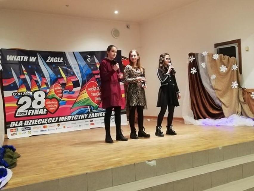 WOŚP 2020 w Tuchorzy - 12 stycznia 2020