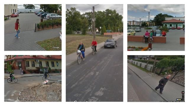Kamery Google Street View w Lubaniu