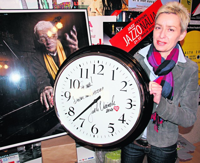 W Koninie będzie licytowany zegar i fotografia Andrzeja Dragana