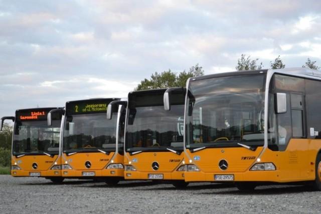 Do 19 kwietnia będą zawieszone niektóre kursy autobusowe