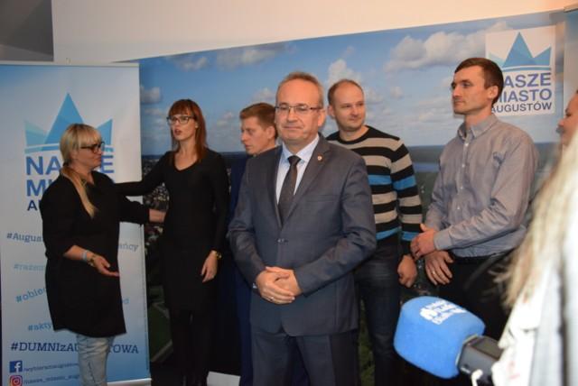 Mirosław Karolczuk przejął miejskie stery. W wyborach samorządowych pokonał poprzedniego burmistrza