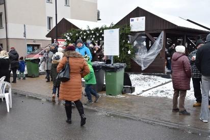Nekla: Świąteczne zakupy na bożonarodzeniowym kiermaszu