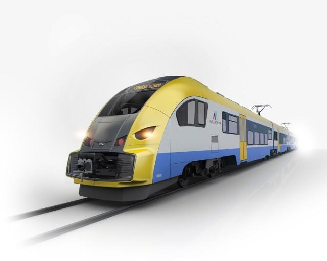 Nowe Elfy będą wozić pasażerów w Małopolsce.