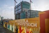 Allegro będzie miało nową siedzibę! Zobacz, jak powstaje trzeci biurowiec kompleksu Nowy Rynek w Poznaniu