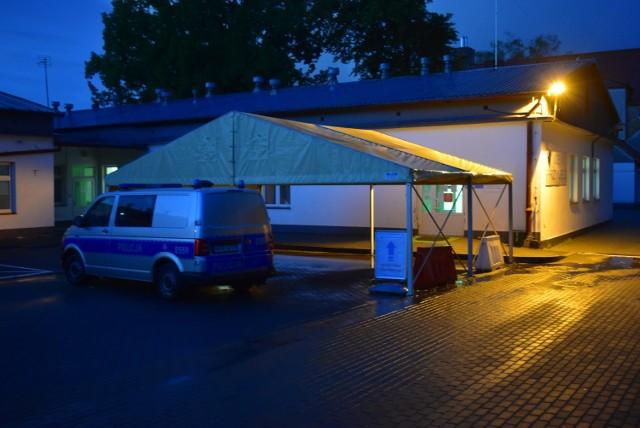Krośnieńscy policjanci wieczorem 25 maja interweniowali w sprawie zgłoszenia, dotyczącego pijanego lekarza na dyżurze w szpitalu Zachodniego Centrum Medycznego.