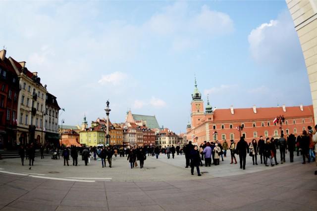 Centrum Warszawy parkiem kulturowym?