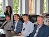 Konferencja na temat możliwości rozwoju przedsiębiorców z powiatu wolsztyńskiego