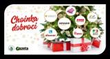 Startuje charytatywny projekt Choinka Dobroci w Wałbrzychu. Wesprzyjmy razem Polskie Towarzystwo Opieki Paliatywnej