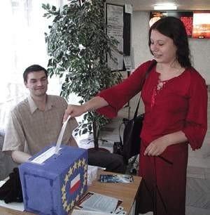 Magda jest zwolenniczką przystąpienia do UE. fot. JAKUB MORKOWSKI