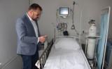 Lubliniec: odnowiony oddział wewnętrzny wznowił funkcjonowanie ZDJĘCIA W połowie sierpnia ma rozpocząć się modernizacja chirurgii ogólnej
