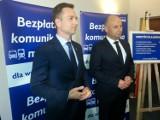 Bezpłatna komunikacja miejska w Łodzi to obietnica Waldemara Budy, kandydata PiS na prezydenta Łodzi