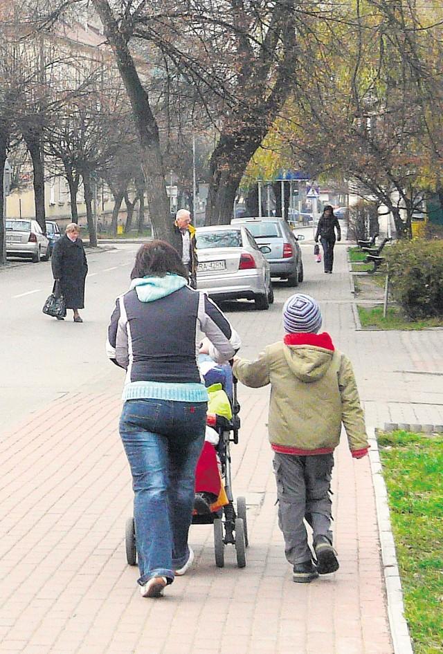 Aż trzy tysiące mieszkańców ubyło w samym Radomsku