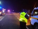 Tragiczne zdarzenie drogowe w Rekowie Górnym: zginął 26-letni mieszkaniec gminy Puck | ZDJĘCIA, NADMORSKA KRONIKA POLICYJNA