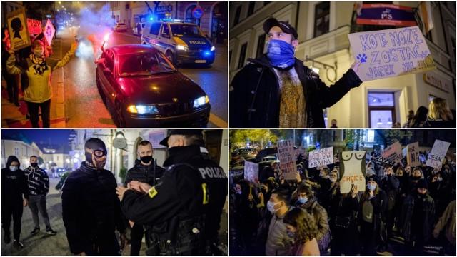 Strajk Kobiet w Tarnowie odbywał się już w różnych formach
