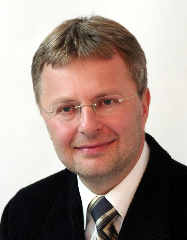 Arkadiusz Klimowicz, burmistrz Darłowa