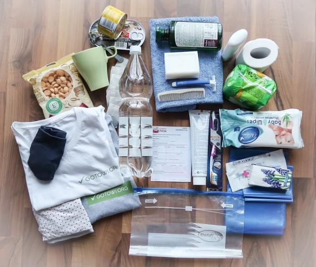 Co spakować do torby do szpitala covidowego? Sprawdź, kliknij w następne zdjęcie >>>