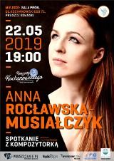 Pruszcz Gdański: W środę w Sali Prób spotkanie z kompozytorką polskiej muzyki współczesnej Anną Rocławską-Musiałczyk