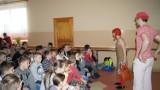 Artyści z Krakowa gościli w Zespole Szkół w Gizałkach