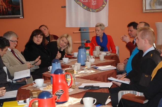 WOŚP w Koninie 2014 -  przygotowania