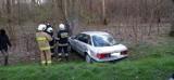 Gmina Wronki. Ford Puma wjechał w stojące w korku Audi [FOTO]