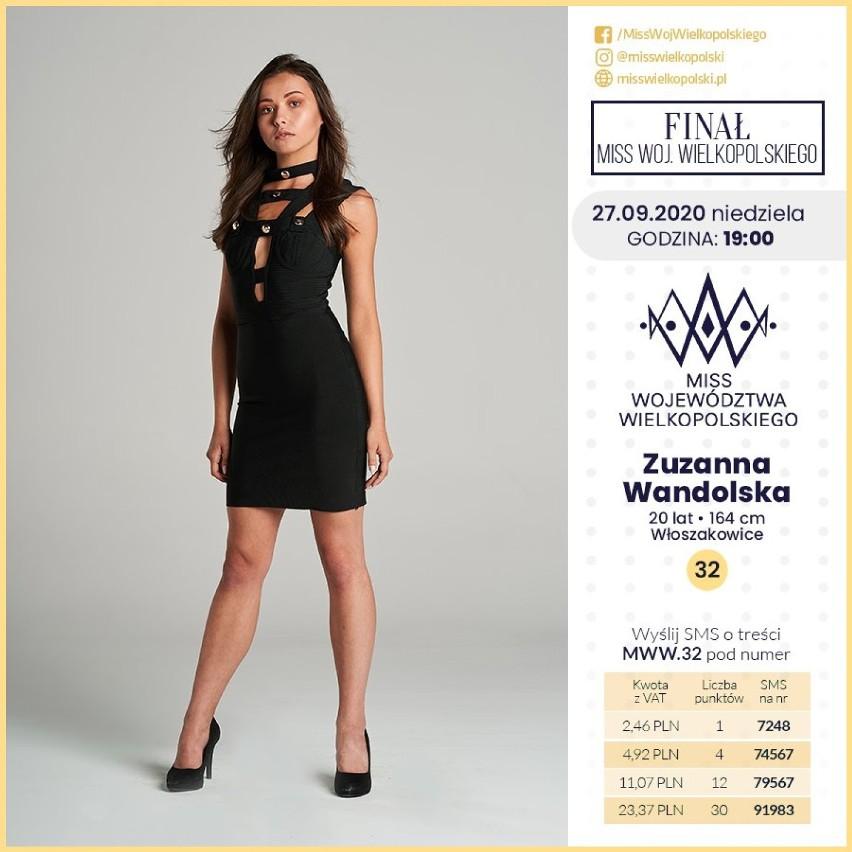 Nasze dziewczyny walczą o tytuł Miss Województwa Wielkopolskiego 2020. Zobaczcie zdjęcia wszystkich finalistek [ZDJĘCIA]