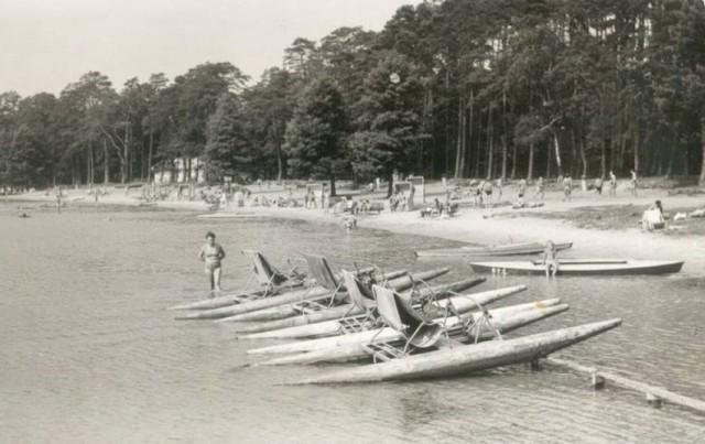 Zobaczcie, jak Przyjezierze wyglądało kilkadziesiąt lat temu