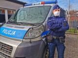 Łomża. Policjant na urlopie zatrzymał sprawcę kradzieży