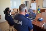 Malbork. Świadomi kierowcy w Zakładzie Karnym. To nowy program resocjalizacyjny z udziałem Służby Więziennej i policji