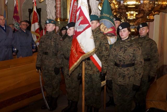 """Narodowy Dzień Pamięci """"Żołnierzy Wyklętych"""" w Kaliszu"""