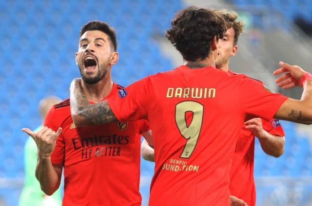 Benfica Lizbona w 1/16 finału Ligi Europy zmierzy się w dwumeczu z Arsenalem Londyn